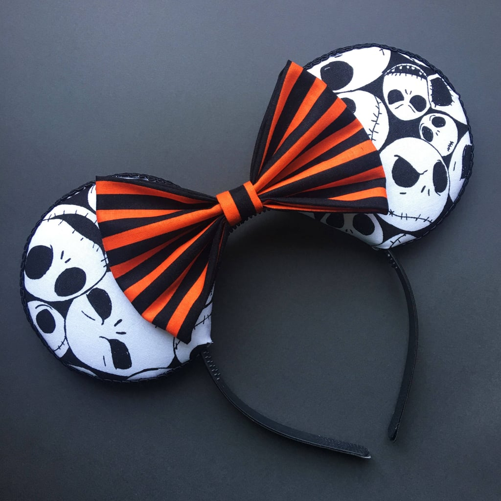 Nightmare Before Christmas Mouse Ears ($30) | The Nightmare Before ...