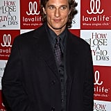 Sexy Matthew McConaughey Pictures
