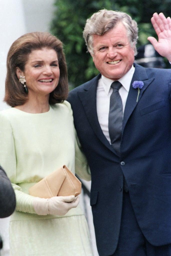 Caroline Kennedy — July 19, 1986