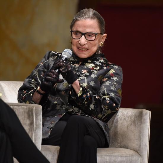 Ruth Bader Ginsburg Workout