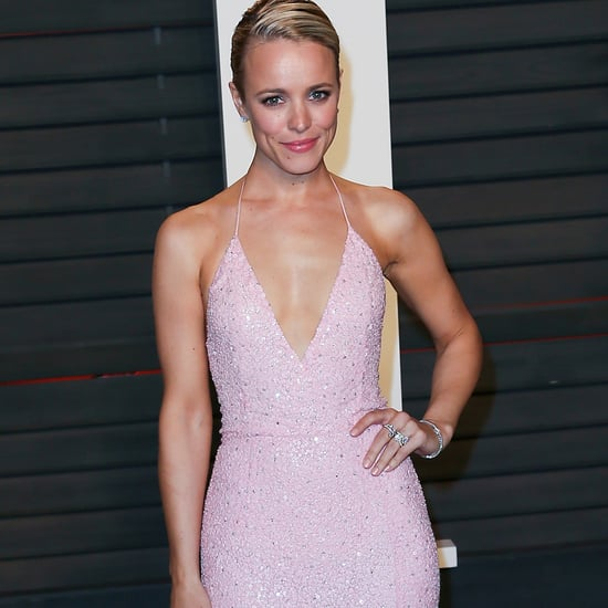 Rachel McAdams in Naeem Khan at Vanity Fair Party 2016