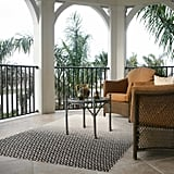 Ombre Geo Outdoor Rug