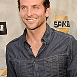 Bradley Cooper looked good walking the red carpet.