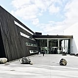 """""""If you come to Stockholm, you can't miss the opportunity to visit Artipelag — a contemporary art museum in a forest along the rocky shore of the Baltic Sea."""""""