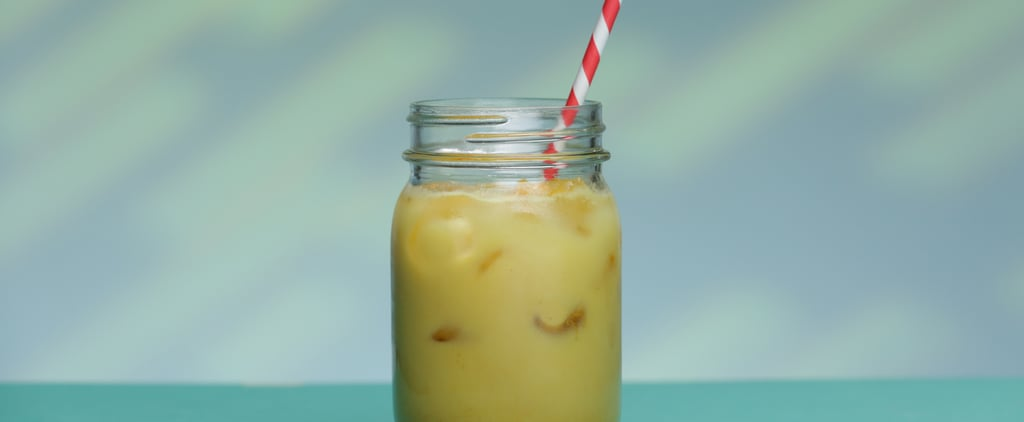 Your New Recovery Drink: Iced Golden Milk