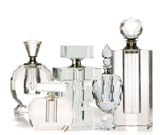 Anthropologie Provence Society Perfume Bottles