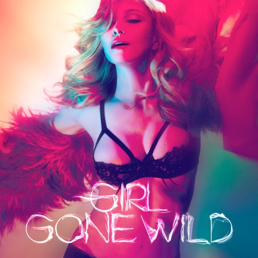 Madonna Wears Agent Provocateur on Girls Gone Wild Cover