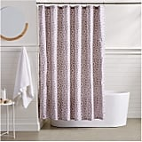 AmazonBasics Wheeler Shower Curtain