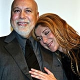 Celine Dion and Rene Angelil Pictures