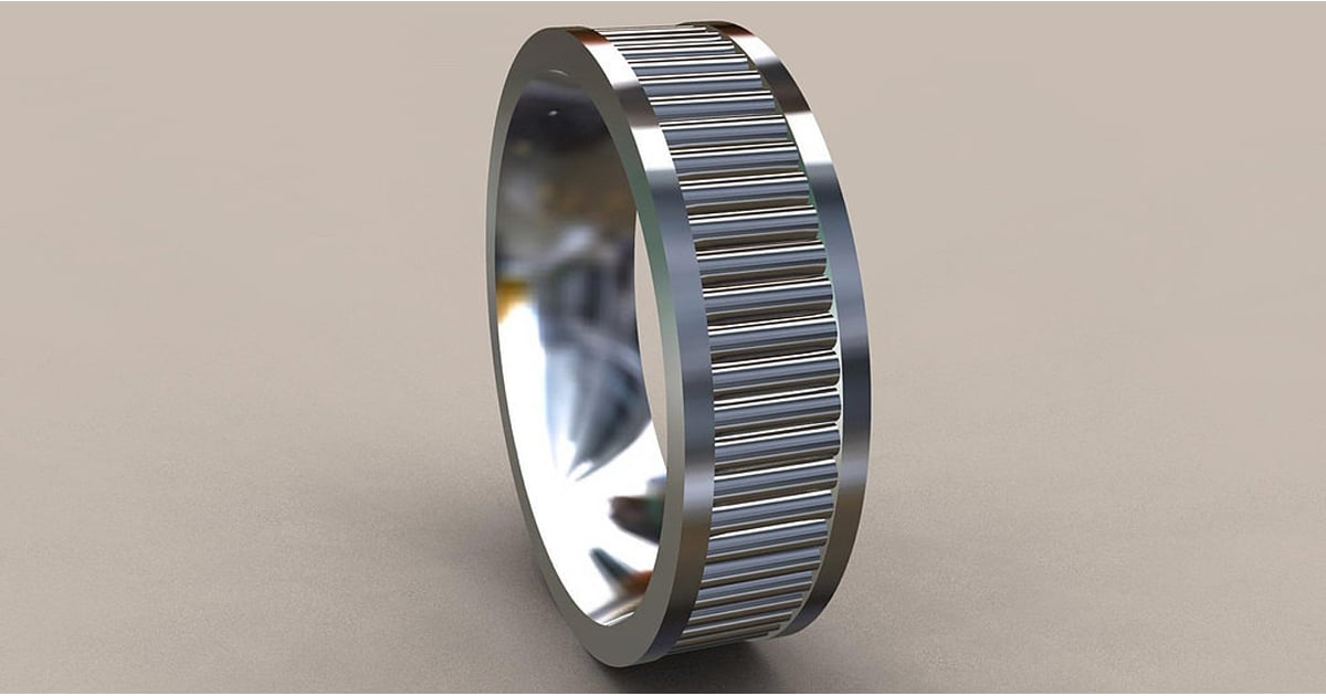 Wooden Inlay Wedding Bands 62 Marvelous