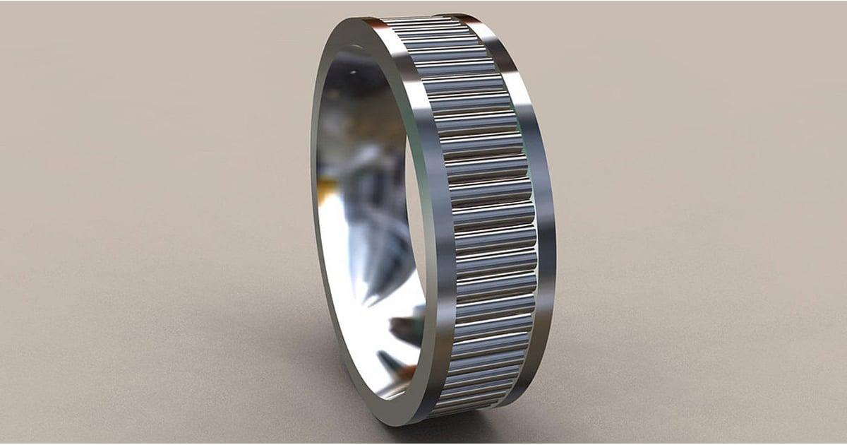 David Yurman Wedding Ring 53 Cool