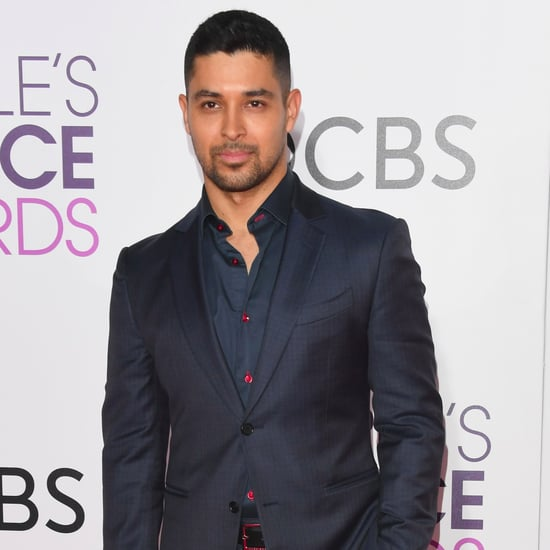 Hot Guys at the 2017 People's Choice Awards