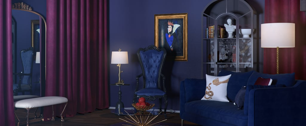 Disney Villain Home Decor For Adults