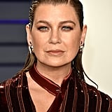 Ellen Pompeo at the 2019 Vanity Fair Oscars Party