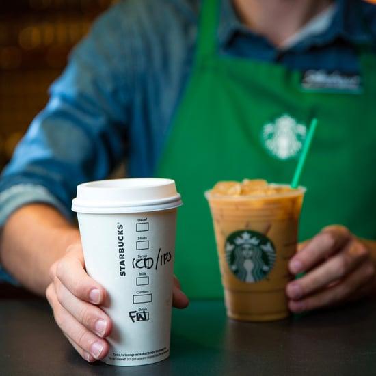 Starbucks Barista Originals Menu Fall 2016