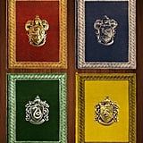 House Crest Palette Covers