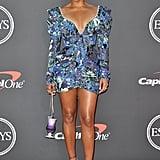 Gabrielle Union at the 2019 ESPY Awards