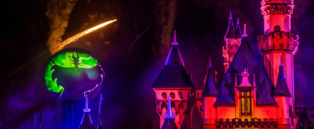 Disneyland Halloween Season Dates 2019