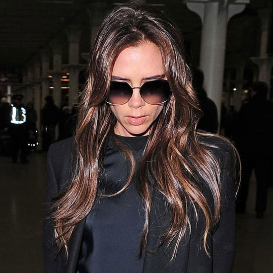 Victoria Beckham Back in London | Pictures