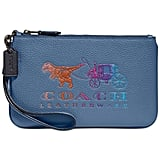 Coach Rexy and Carriage Wristlet