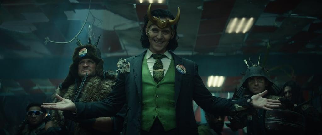 Watch the Loki TV Series Trailer