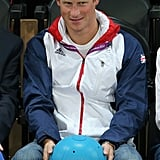Prince Harry Keeps the Public Appearances Coming at the Paralympics