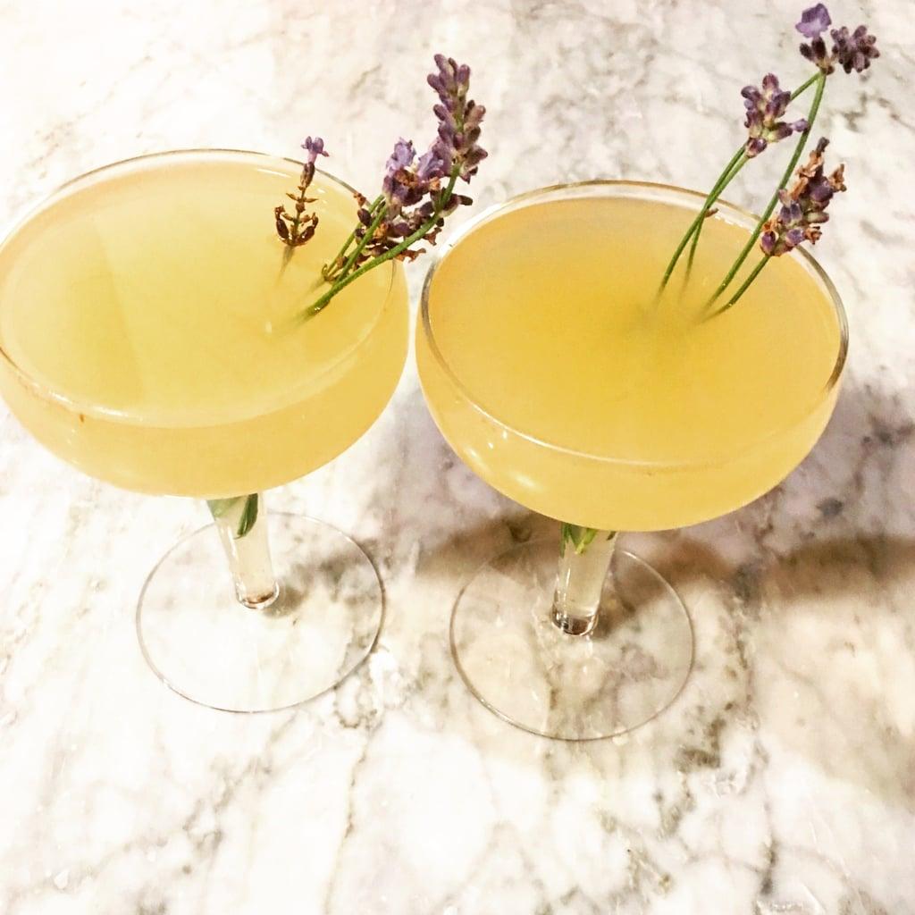 Honey Lavender Simple Syrup Recipe