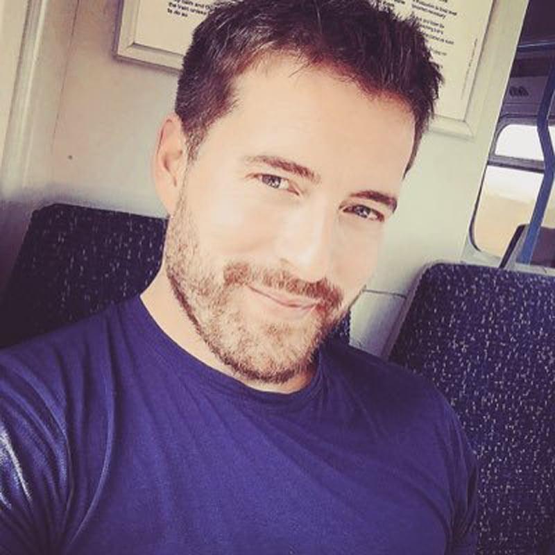 Now: Matt Grant