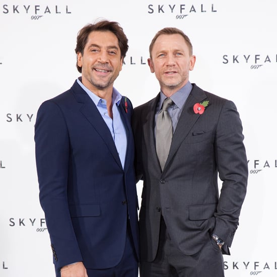 Daniel Craig at New Bond Movie, Skyfall, Press Conference