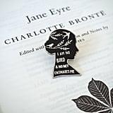 Jane Eyre Enamel Pin