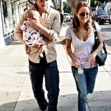Photos of Cam Gigandet in LA