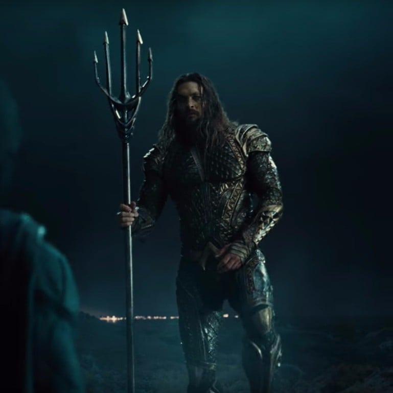 Jason Momoa Upbringing: The All Encompassing AQUAMAN Movie Thread