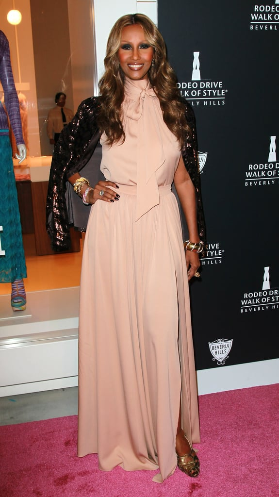 Walk of Style Honors Iman and Missoni  f80fd60cc