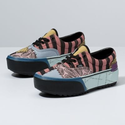 Disney x Vans Era Stacked Sally Sneakers