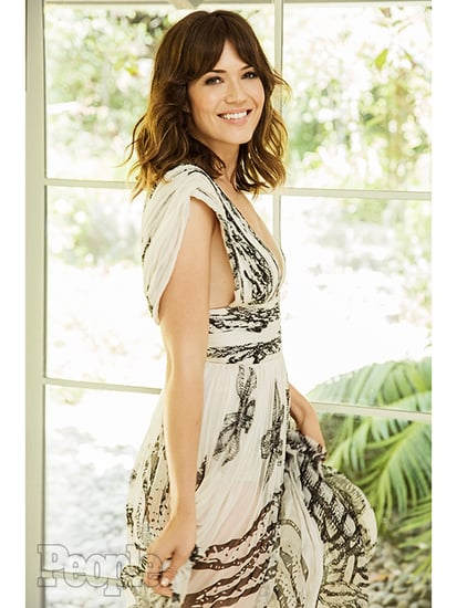 Mandy Moore Has Baby Fever After Playing an Expectant Mom: 'It Definitely Made My Ovaries Start Kicking!'