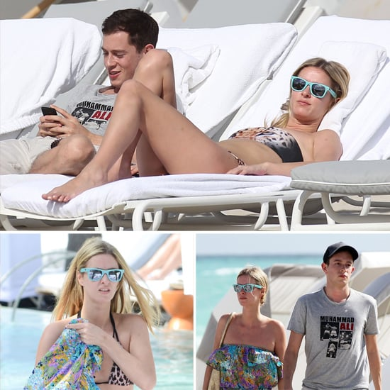 Nicky Hilton Dons Wild Bikinis For New Year's Eve in Miami