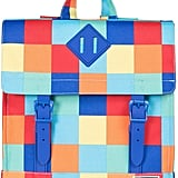 Herschel Survey Square-Print Satchel Backpack