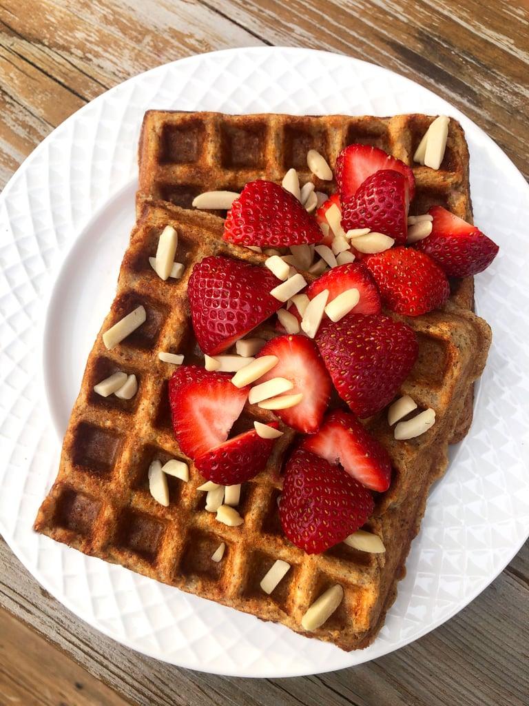 Vegan Protein Waffle