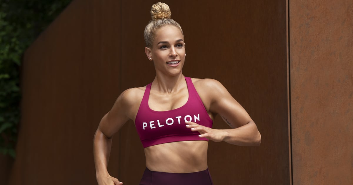 Peloton's Jess Sims Swears by These 2 Ab Exercises to Strengthen Your Deep Core