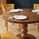 Soho Home x Anthropologie Harrison Round Dining Table