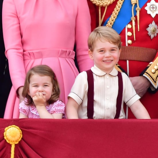 Best Pictures of Prince George and Princess Charlotte | 2017