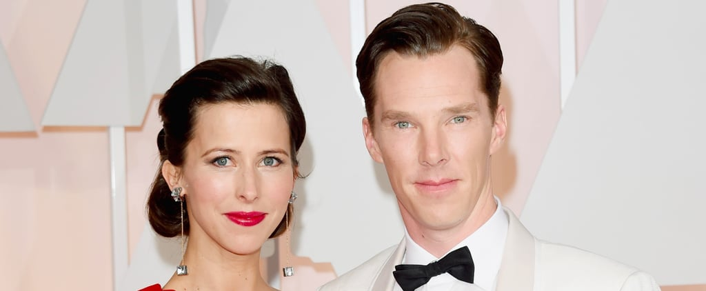 Benedict Cumberbatch and Wife Welcome Second Child 2017