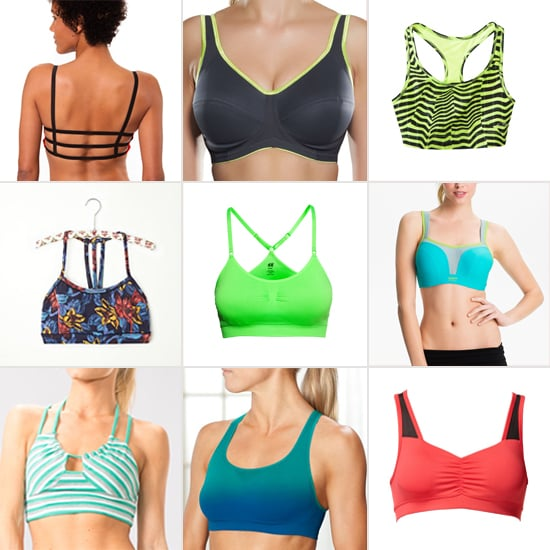 10 Sports Bras Too Cute to Cover Up