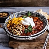 Slow-Cooker Chipotle Pulled Pork Chili