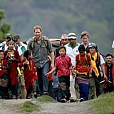 When Harry Visited Nepal