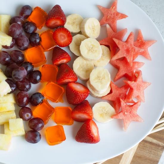 JELL-O Fruit Kabobs