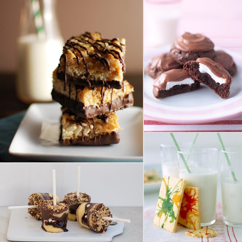 Desserts That Kids Can Help You Make