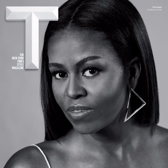 Michelle Obama T Magazine Cover October 2016