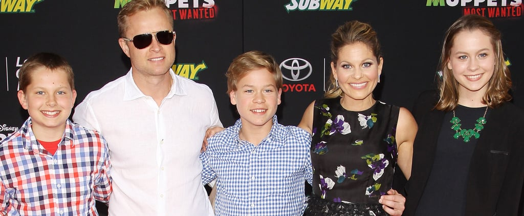 This Peek Into Candace Cameron Bure's Home Life Will Make You Love Her Even More Than You Did in the '90s