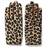 These Club Monaco Nicole Haircalf Gloves ($89, originally $120) are the most sophisticated of Winter gloves.